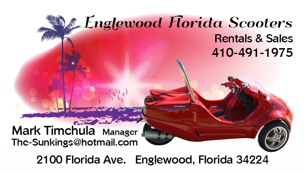 englewood florida scooters